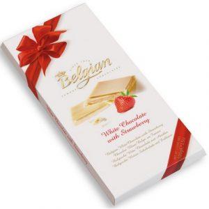 бельгийский белый шоколад