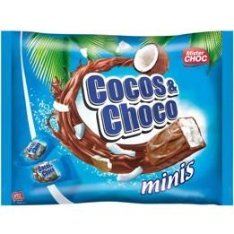 Шоколадные конфеты c кокосом Mister Choc Cocos Choco, 350 гр