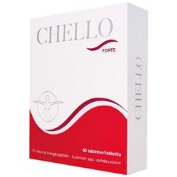 Chello Forte витамины при менопаузе