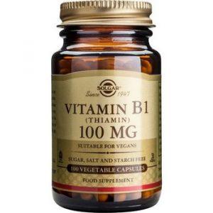 Тиамин Солгар Solgar Vitamin B1
