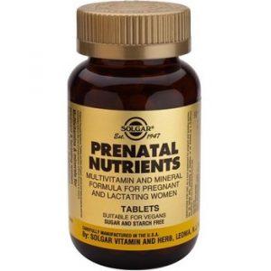 solgar витамины для беременных