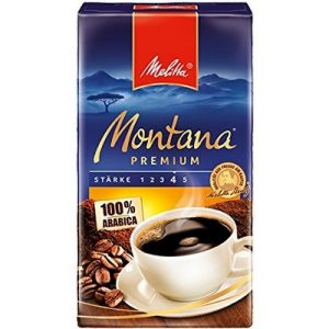 Кофе молотый Melitta Montana