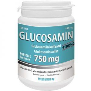 финский глюкозамин для суставов