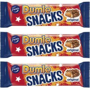 в молочном шоколаде Dumle Snacks