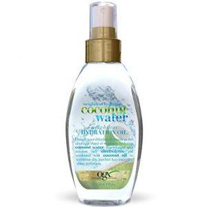 Увлажняющее масло для волос OGX Coconut Water Dry Oil