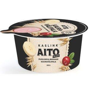 овсяный заменитель йогурта