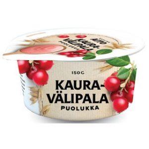Овсяный заменитель йогурта с черникой Kaslink Aito